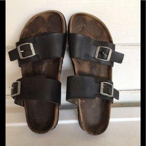 BETULA By Birkenstock's SANITIZED  2 Strap sandals